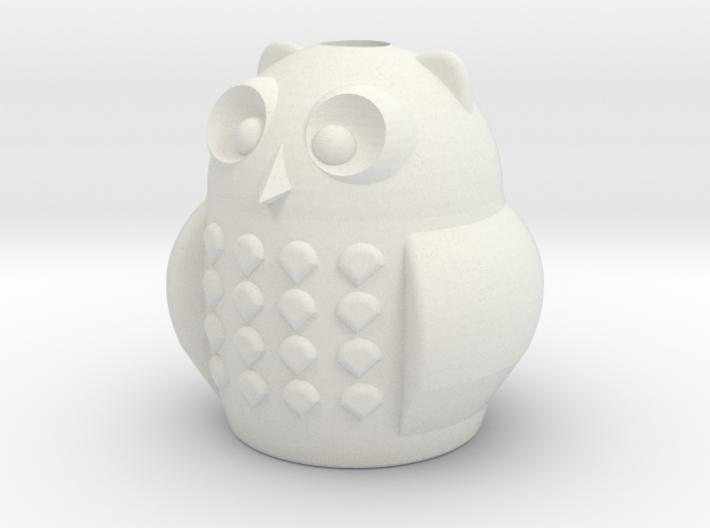 Owl Pencil Cup 3d printed