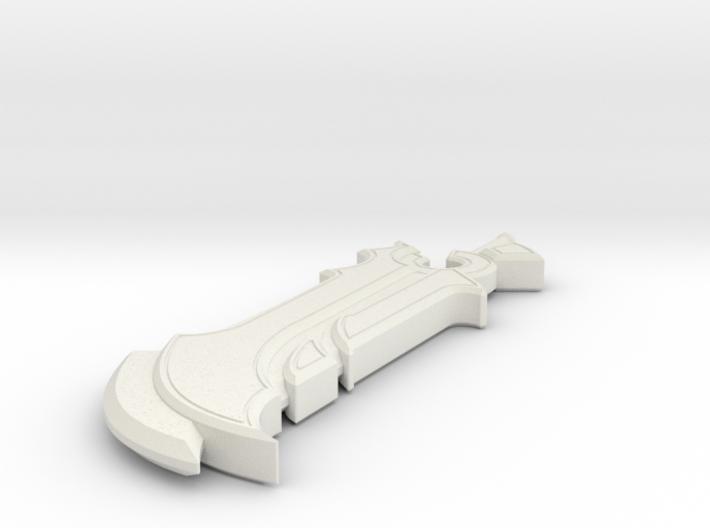 Miniature Vigil Triumph Sword 3d printed