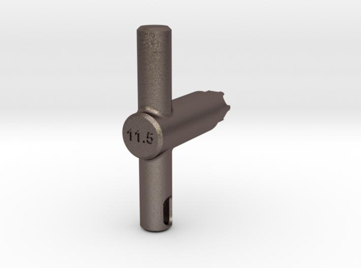 Portal Key 3d printed