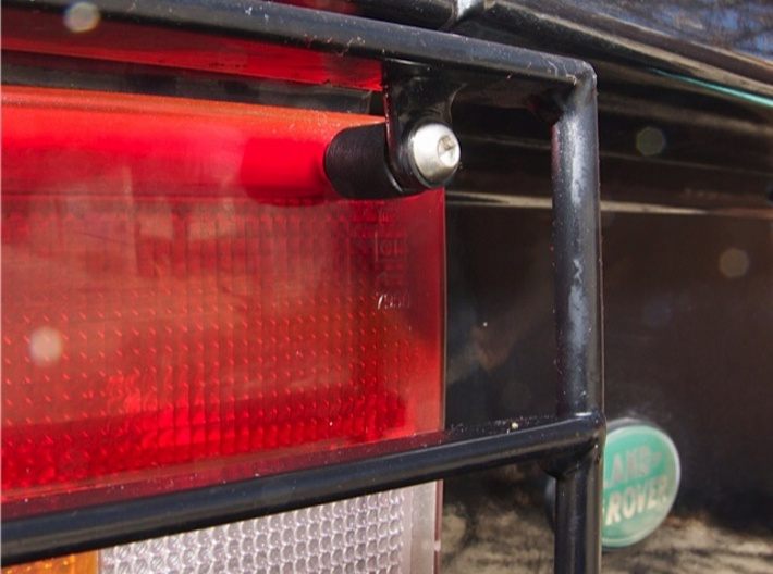 RR Tail Light Guard Support 3d printed