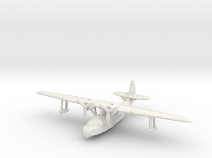 Sikorsky S-43 1/285 & 1/288 scale with u/c up 3d printed