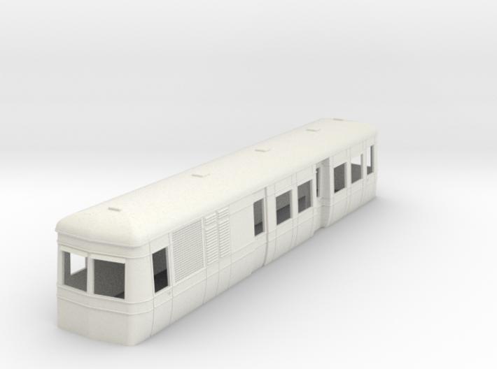 On16.5 Freelance AW railcar body 3d printed