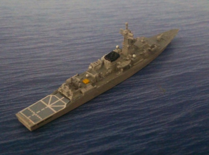 1/2000 Training ship JS Kashima 3d printed painted and decal