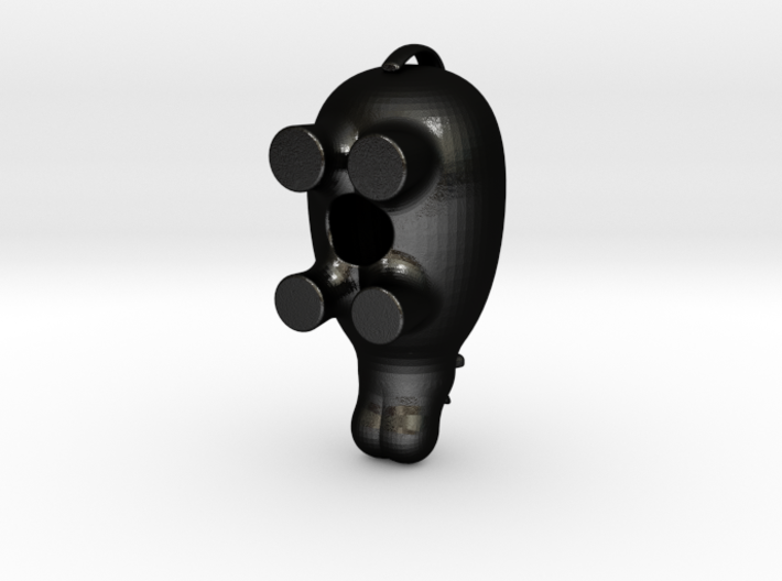 The Salt'N'Pepper Hippo 3d printed