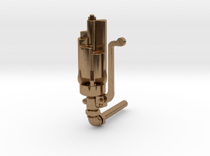 Nathan 6 Chime Whistle 3d printed
