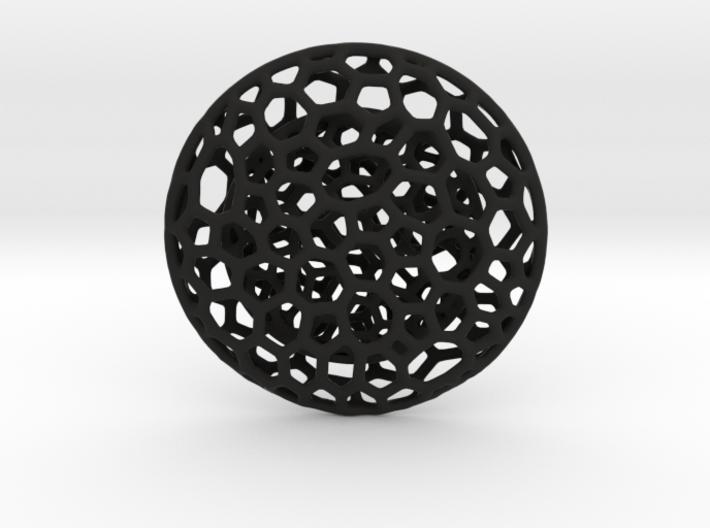Disc in disc hanger 3d printed