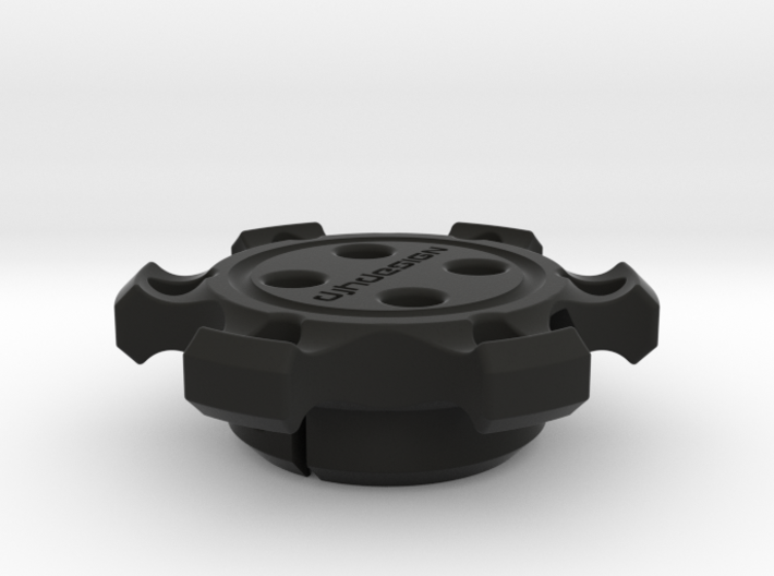 X-sight 2 focus wheel 3d printed