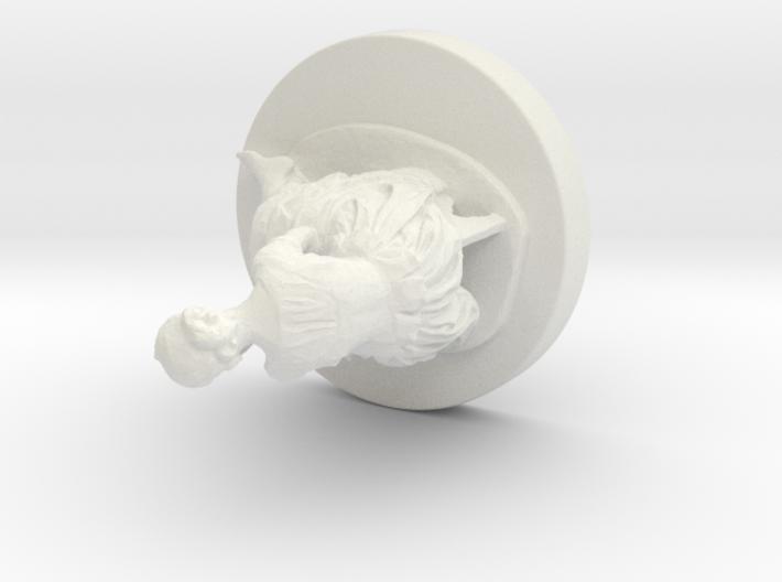 Printle C Statue- 001- 1/24 3d printed