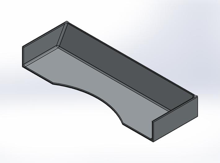 Mini-Z Universal Race Spoiler (Lightweight) 3d printed