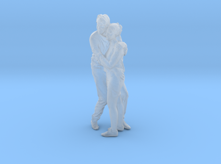 Printle C Couple 099 - 1/72 - wob 3d printed