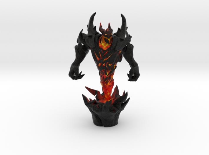 Shadow Fiend (Demon eater arcana) 3d printed