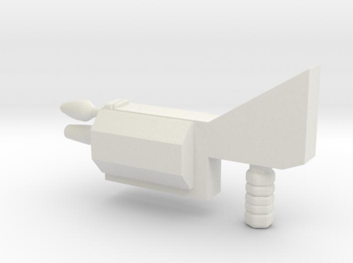 bot munchers gun for Transformers TR Sharkticon 3d printed