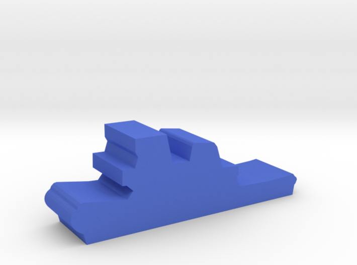 Game Piece, Tugboat 3d printed