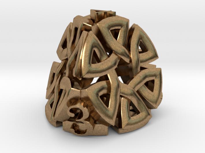 Celtic D4 Alternative 3d printed