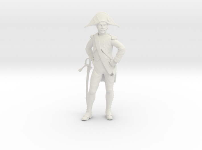 french grenadier 75mm 3d printed