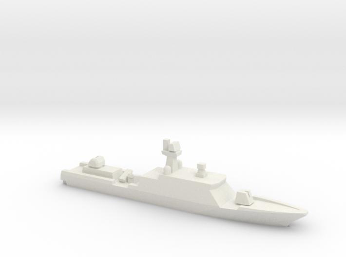 Gumdoksuri-class patrol vessel, 1/2400 3d printed