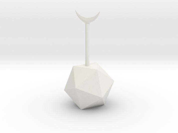 balancing board game (main piece) 3d printed