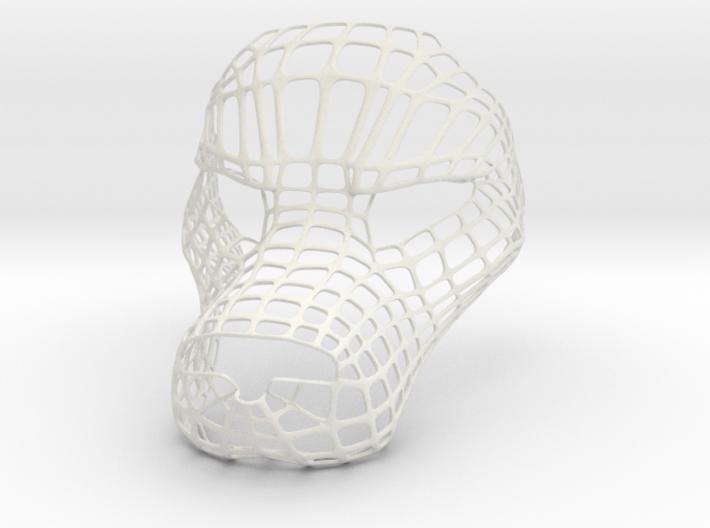 Kangaroo Mask Base 3d printed