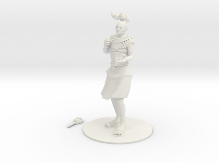 Cloud Giant - The Smiling One 3d printed