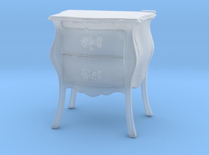 Printle Thing Sidetable 01 - 1/24 3d printed
