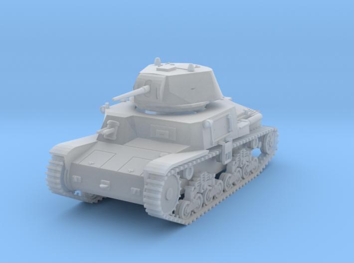 PV41C M13/40 Medium Tank (1/87) 3d printed