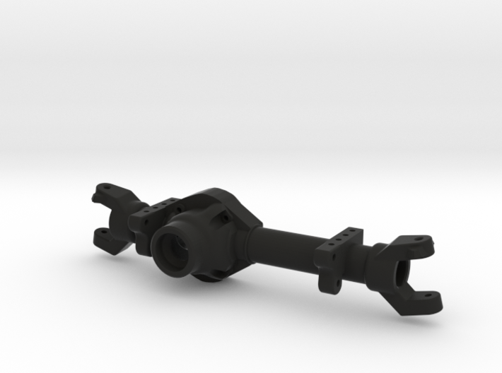 TMX Offroad Axle - Front Left Leaf for RC4wd 3d printed