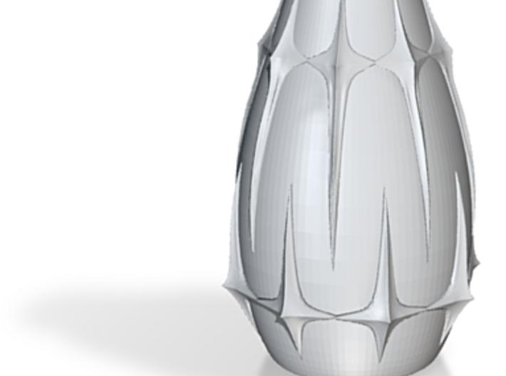 Star Vase 3d printed atomic star vase