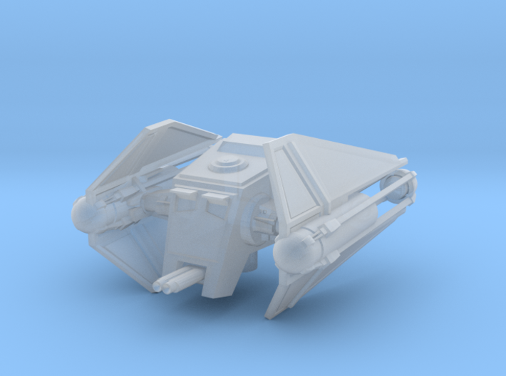 UGLY ATST FIGHTER 3d printed