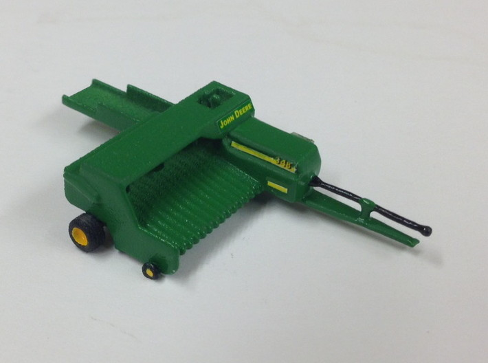 Hay Baler 3d printed Part # HB-001