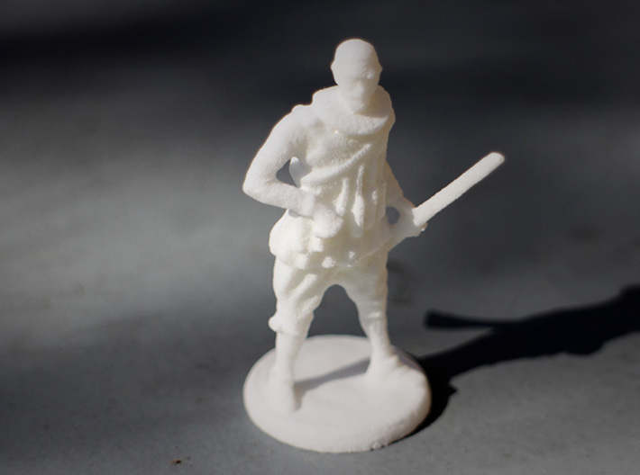 Hals - Recreate the masters (Strong & Flexible) 3d printed