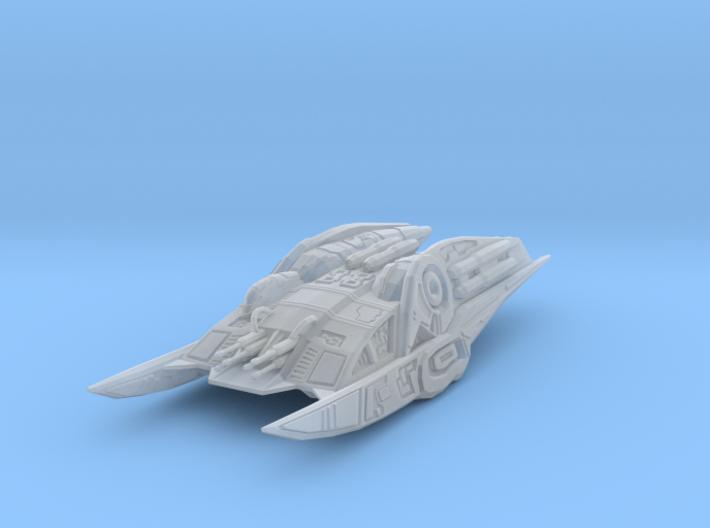 cylon_heavy_raider 3d printed