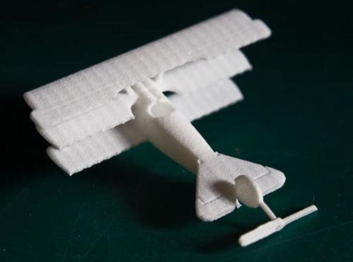 1/144 Fokker Dr.I 3d printed photo by Steve Blease