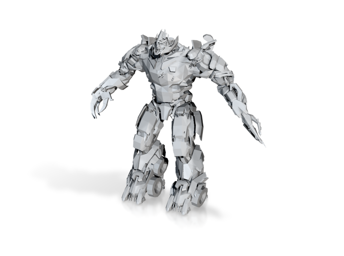 MEGATRON TRINKET 3d printed I AM COMING TO A HOUSE NEAR YOU!