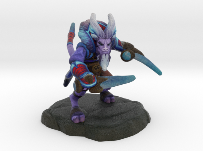 Riki (Gelid touch set) 3d printed