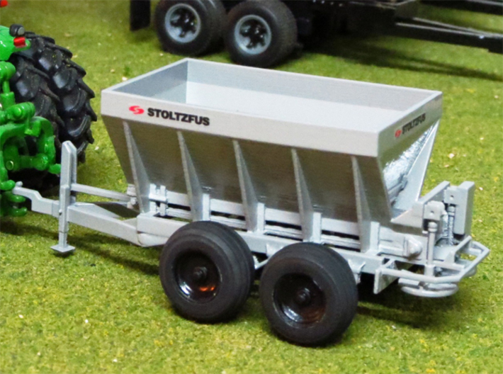 Stoltzfus WLS-80 Spreader 1/64 3d printed Painted by customer