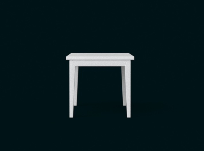 1:10 Scale Model - Table 08 3d printed