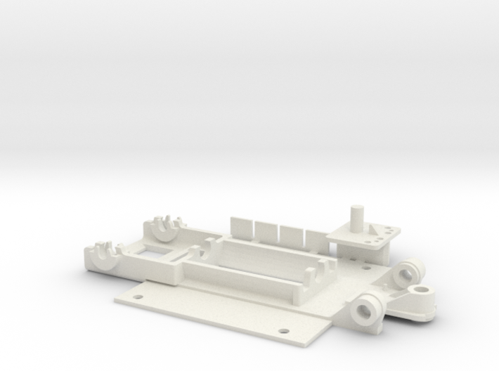 Merc C9 type 1 DF 3d printed