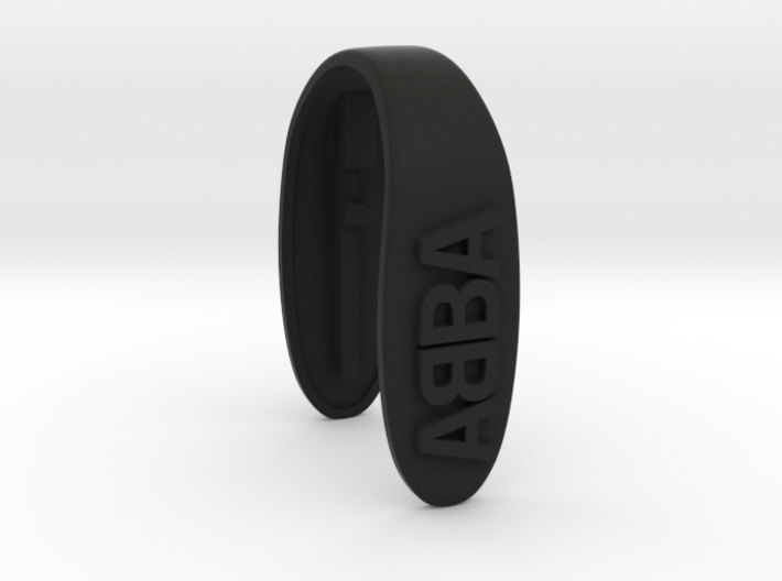 ABBA KEY FOB FOR MINI COOPER F MODELS 3d printed