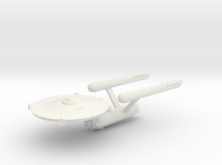 3788 Scale Fed Classic Galactic Survey Cruiser WEM 3d printed