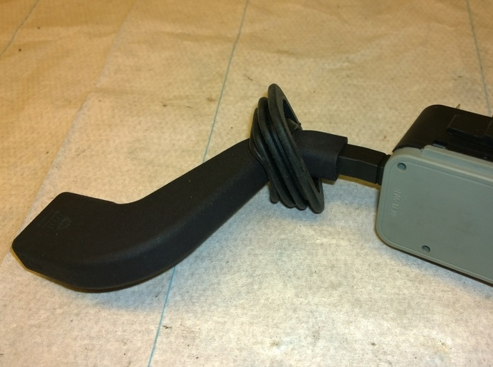 Lotus Elise Wiper Stalk +30 mm 3d printed fit boot and new stalk to switch