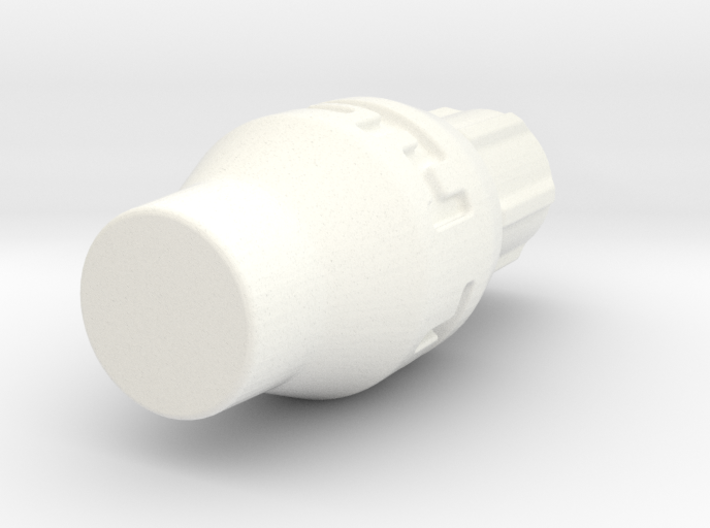 Adapter: Lamy M66 To Uni Signo UMR-87 3d printed