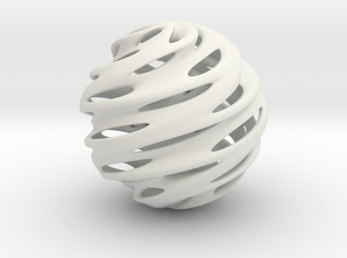 Warp Orb 3d printed