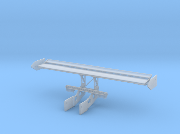1992 Joest 962C Rear Wing Assembly, 1/24 3d printed