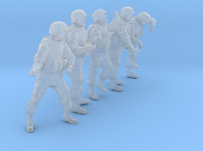 1/48 Mod Unif VEST+MICH Set503-3 3d printed