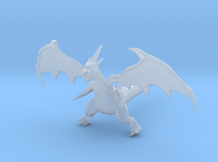 1/24 Pokemon Mega-Charizard 3d printed