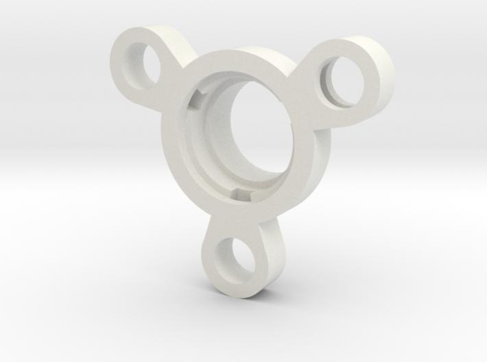 R-type Crystal Holder v2 3d printed