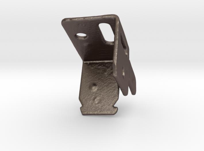 Blind Bracket Kirsch Medallion Right 3d printed