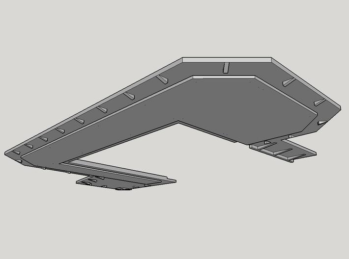 Superstructure L2 Platform 3d printed