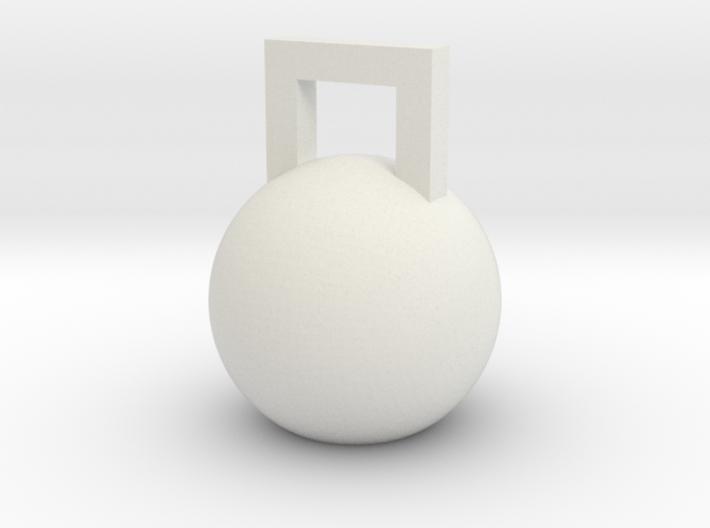 Mini Kettleball 3d printed