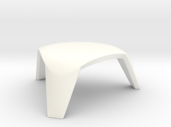 scale modelled coffee table 2 (1:22.5) 3d printed